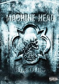 Cover Machine Head - Elegies [DVD]